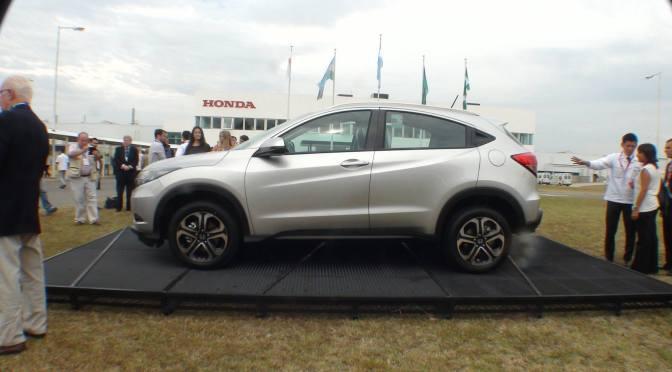 Honda HR-V made in Argentina