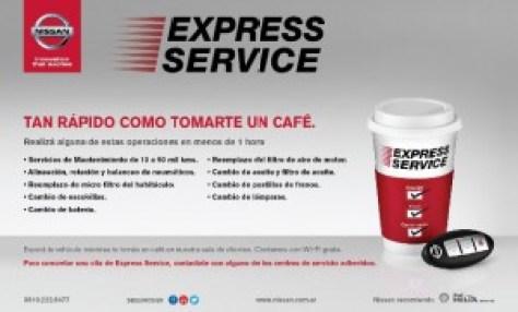 nissan argentina ExprService