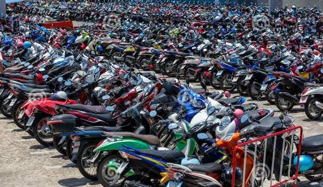 Cafam | Junio 2017 | cuántas motos se comercializaron?