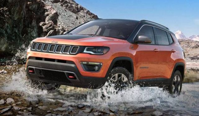 Compass | Jeep | primer SUV de la marca made in India