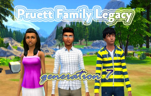 And this baby is my pride and joy! I love it soooo much! It is my current banner. As you can tell, I've also added the current generation. I think I'll be using this template for a while lol.