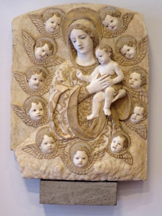 Madonna col Bambino (Antonello Gagini)