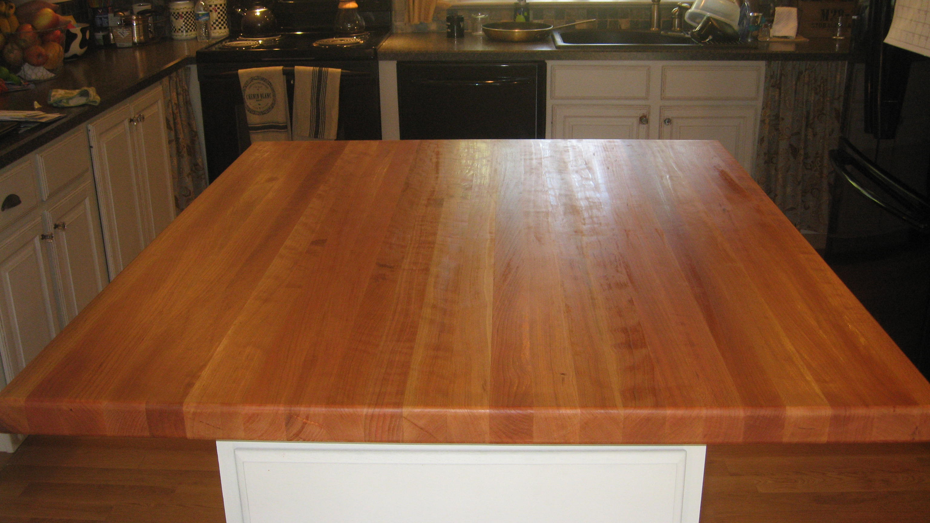Question On Planing Butcher Block Tops Woodworking Forums