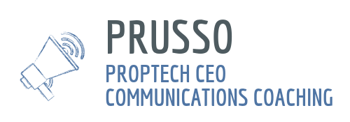 PRusso/PropTech CEO Communications Coaching