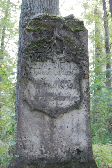 Brzeźnica/Birkenfeld (d. Kreis Gerdauen) 2013. Ludwig Hauschied 1841-1909.