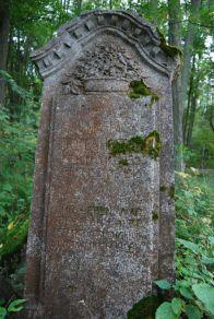 Brzeźnica/Birkenfeld (d. Kreis Gerdauen) 2013. Magda Totenhoefer 1852-1915.
