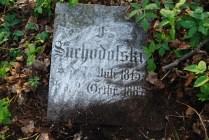 Pochwałki/Sandenfelde (d. Kreis Darkehmen/Angerapp) 2014. F. Suchodolski 07.07.1815-09.10.1887.