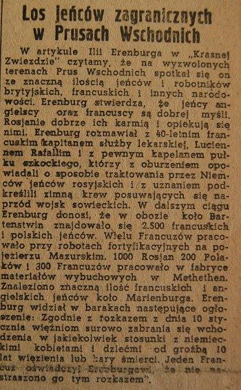 Rzeczpospolita nr 54 (wtorek), 27.02.1945.
