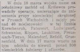 Rzeczpospolita nr 74 (poniedziałek), 19.03.1945.