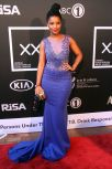 Zizo Beda on the red carpet at the SAMA awards in Sun City. Picture CREDIT: Bafana Mahlangu