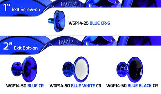 Blue Chrome Family