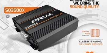 New Release: SQ3500X 1 Ohm – Full Range Class D 12v Amplifier