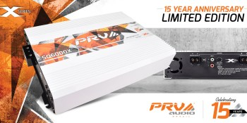 New Release: SQ6000X 1 Ohm 15th Year Anniversary Edition
