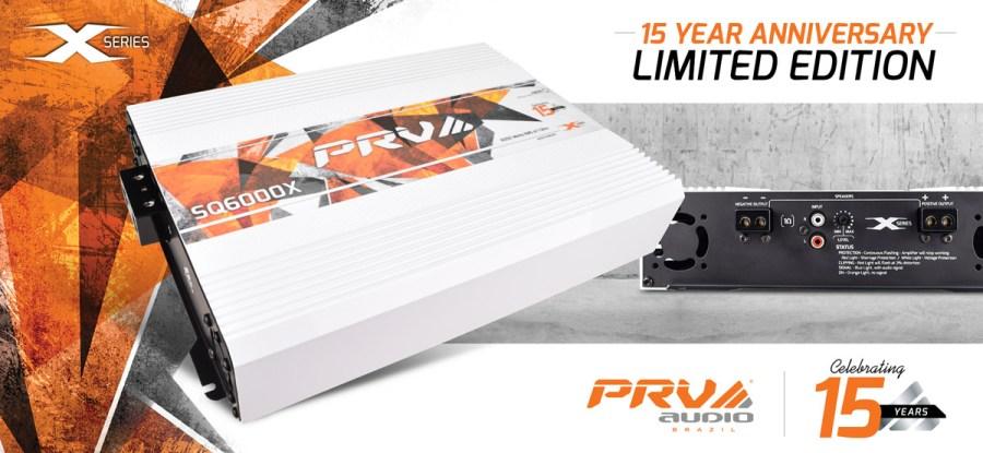 PRV SQ6000X 15th Year Edition