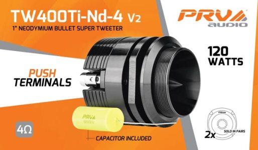 TW400Ti-Nd-4 v2 (PAIR)