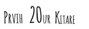 Prvih 20ur kitare