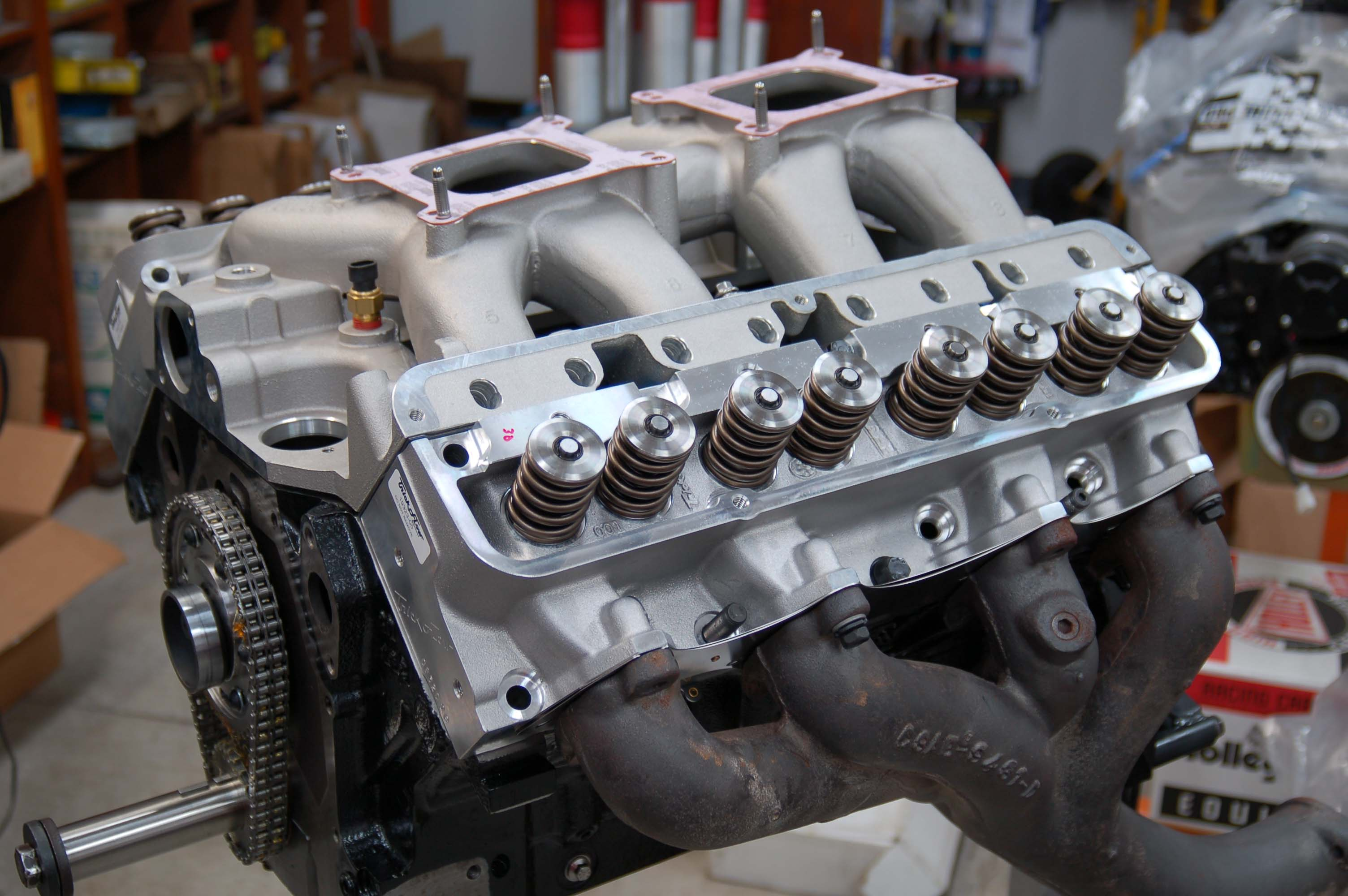 Blog | PRW Industries | Automotive Engine Components