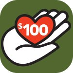 Support PRWC Donate Today One Hundred Dollars