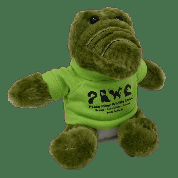 Branded Plush Animals Alligator