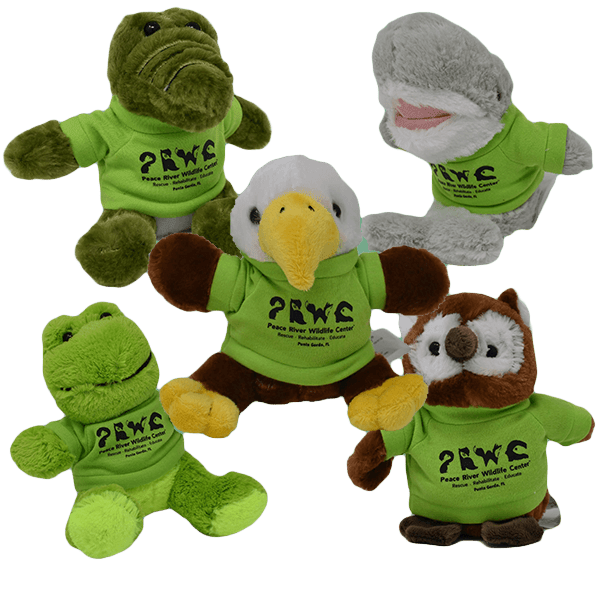 Branded Plush Animals