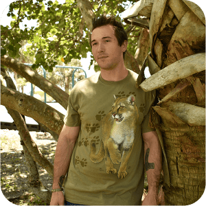 Florida Panther T-Shirt