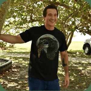 Glow in the Dark Owl T-Shirt