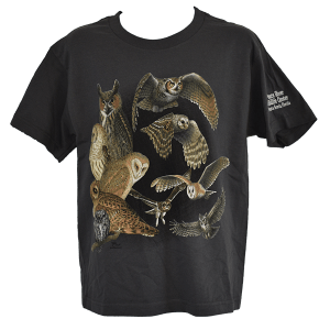 Night-Owls-In-Flight_T-Shirt