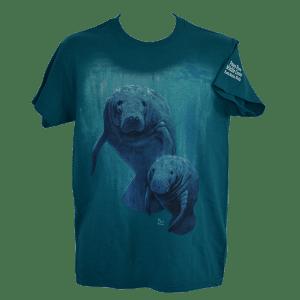 Manatee with Calf T-Shirt
