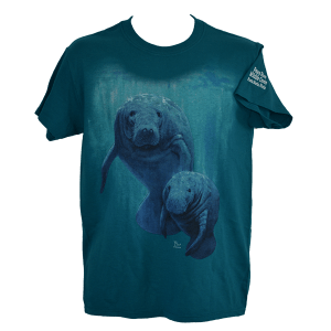 Manatee with Calf T-Shirt