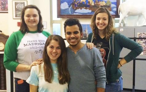 Four PR Singers Selected for All-State Choirs