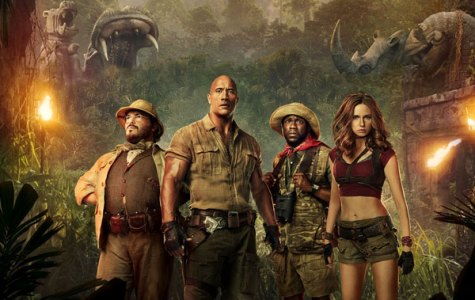 Jumanji … Minus Robin Williams
