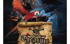 Treasure Island Opens May 3