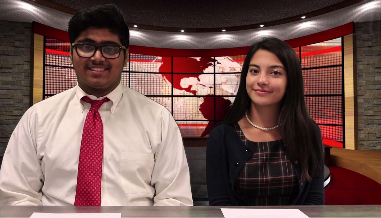 Adnan Noorullah and Halie Collins co-anchor this week's Howl broadcast