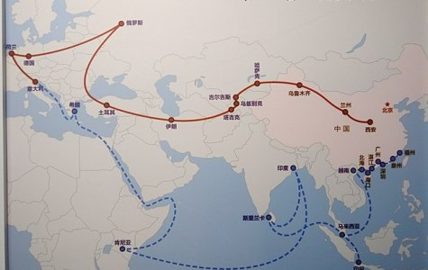 China's One Road to Unity