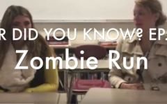 PR Did You Know – Ep. 5 Zombie Run