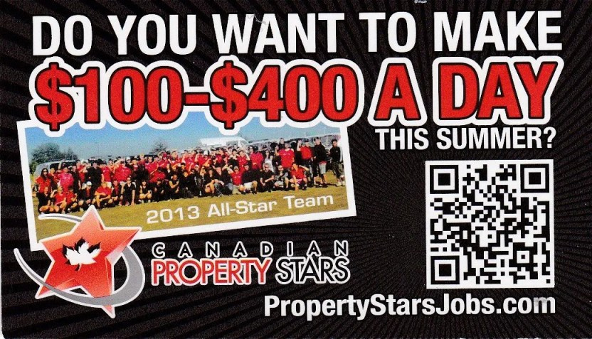 property stars job