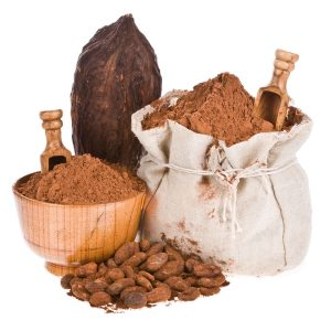 cocoa-nomics-cacao-pods-powder-with-beans-and-sack