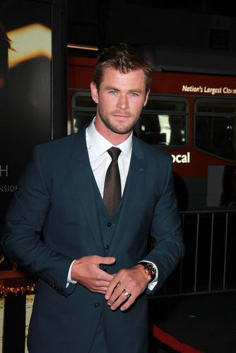 Top 10 2017 Movies - Chris Hemsworth