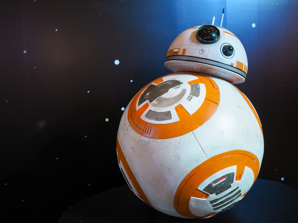 Top 10 2017 Movies - Star Wars