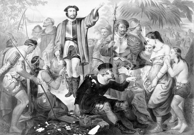 christopher-columbus-among-indians-by-turgis