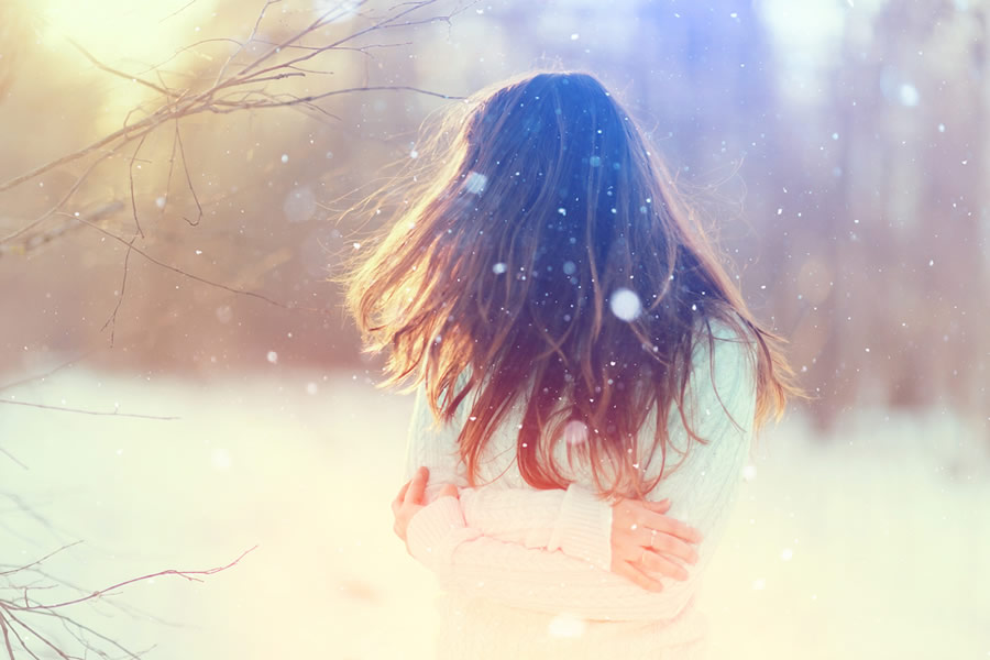 woman-with-long-hair-in-winter