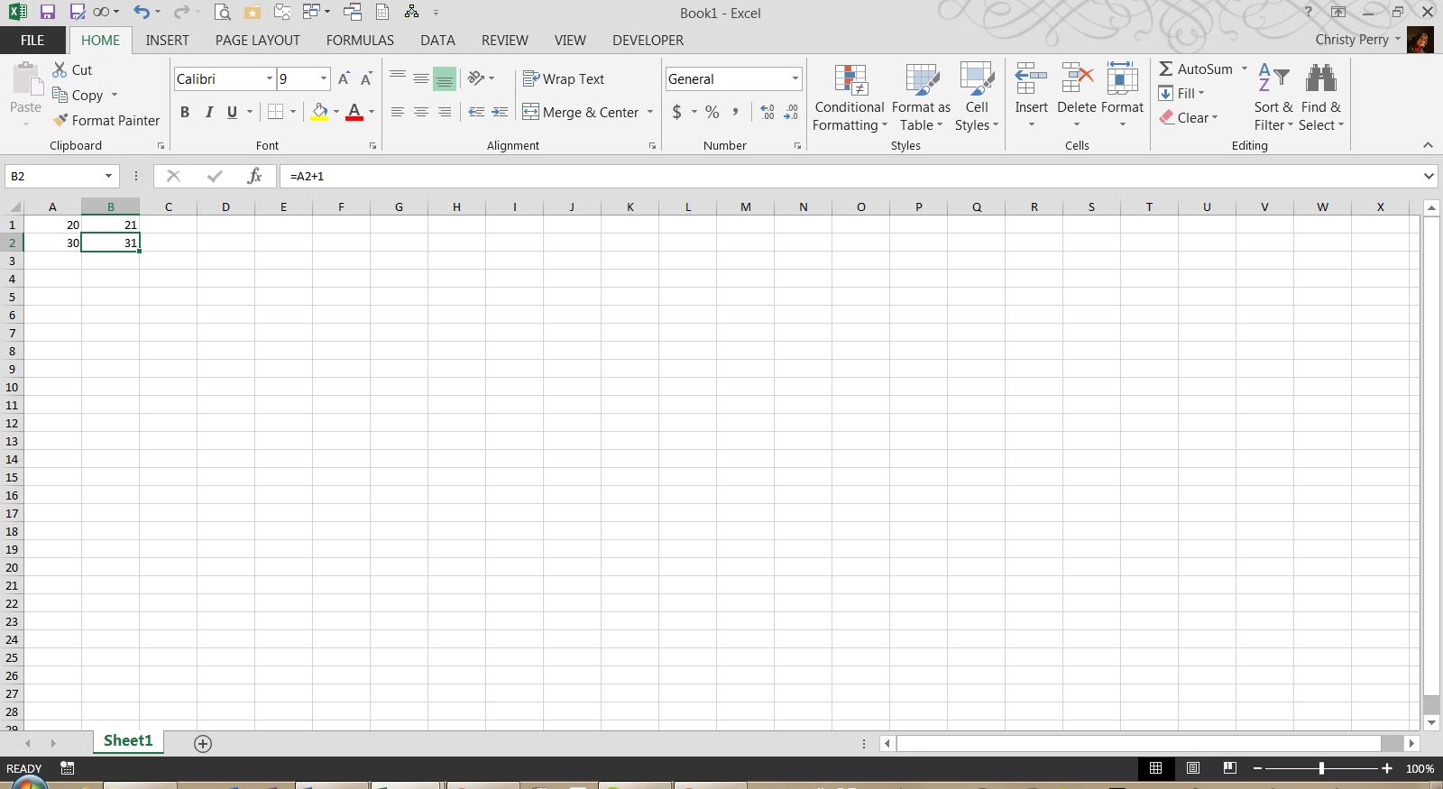 Excel Formula References Why Copying Formulas Sometimes