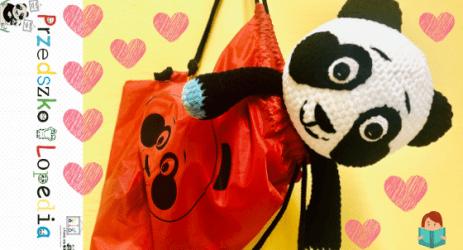 Panda Ada zachęca do czytania