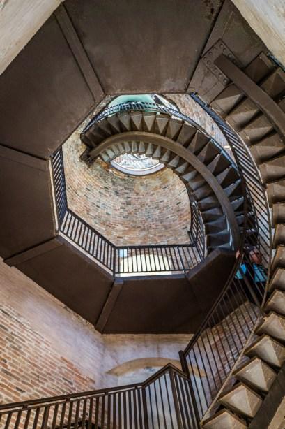 Dzień w Weronie - wieża