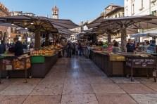 Jeden dzień w Weronie - Plac Erbe