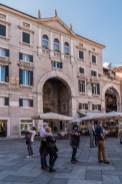 Jeden dzień w Weronie - architektura