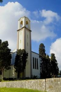 Tanger - kościół anglikański