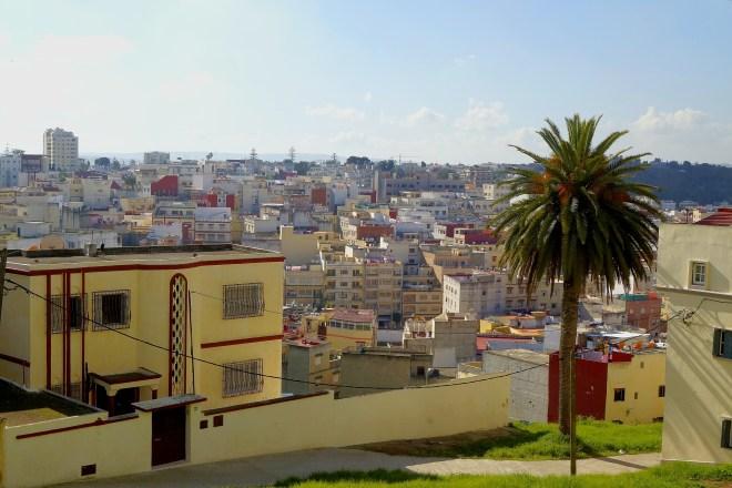 Widok na miasto = Tanger