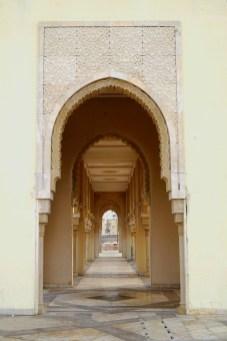 Casablanca - całkiem ciekawa architektura