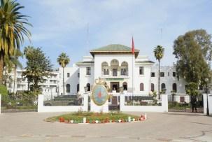 Casablanca - budynek rządowy